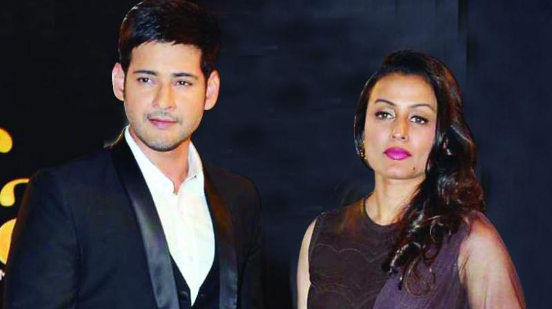 Mahesh Babu Family Images, Wife Name, Age, Biography