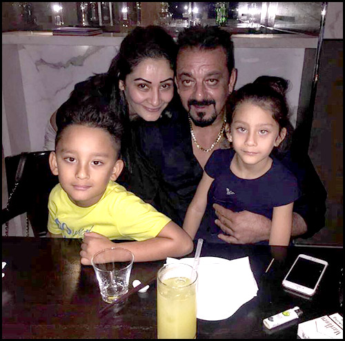 Manyata Dutt Family Background, Biography