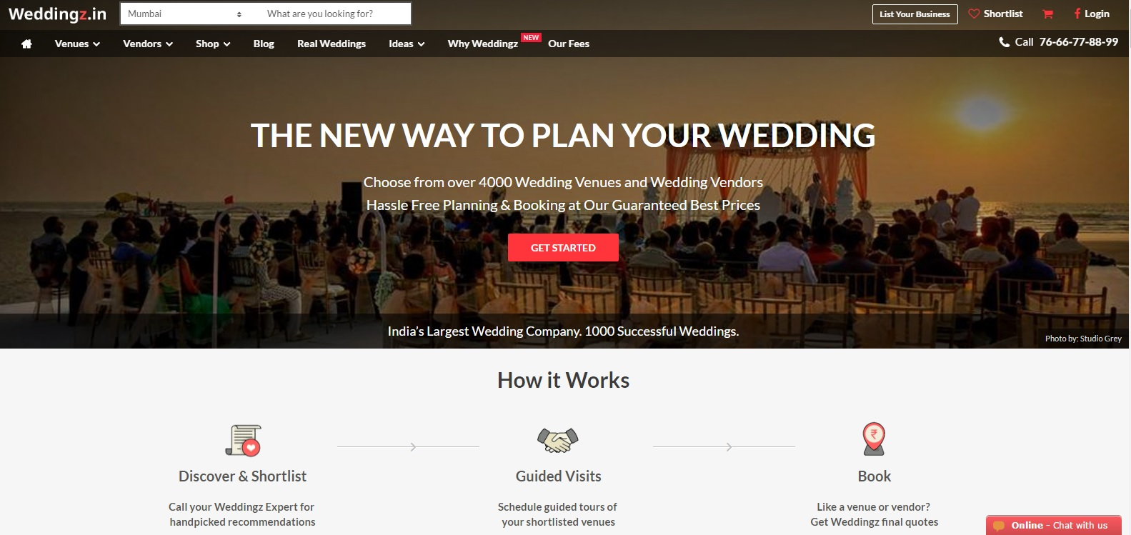 Online Wedding Planner Website In India,1
