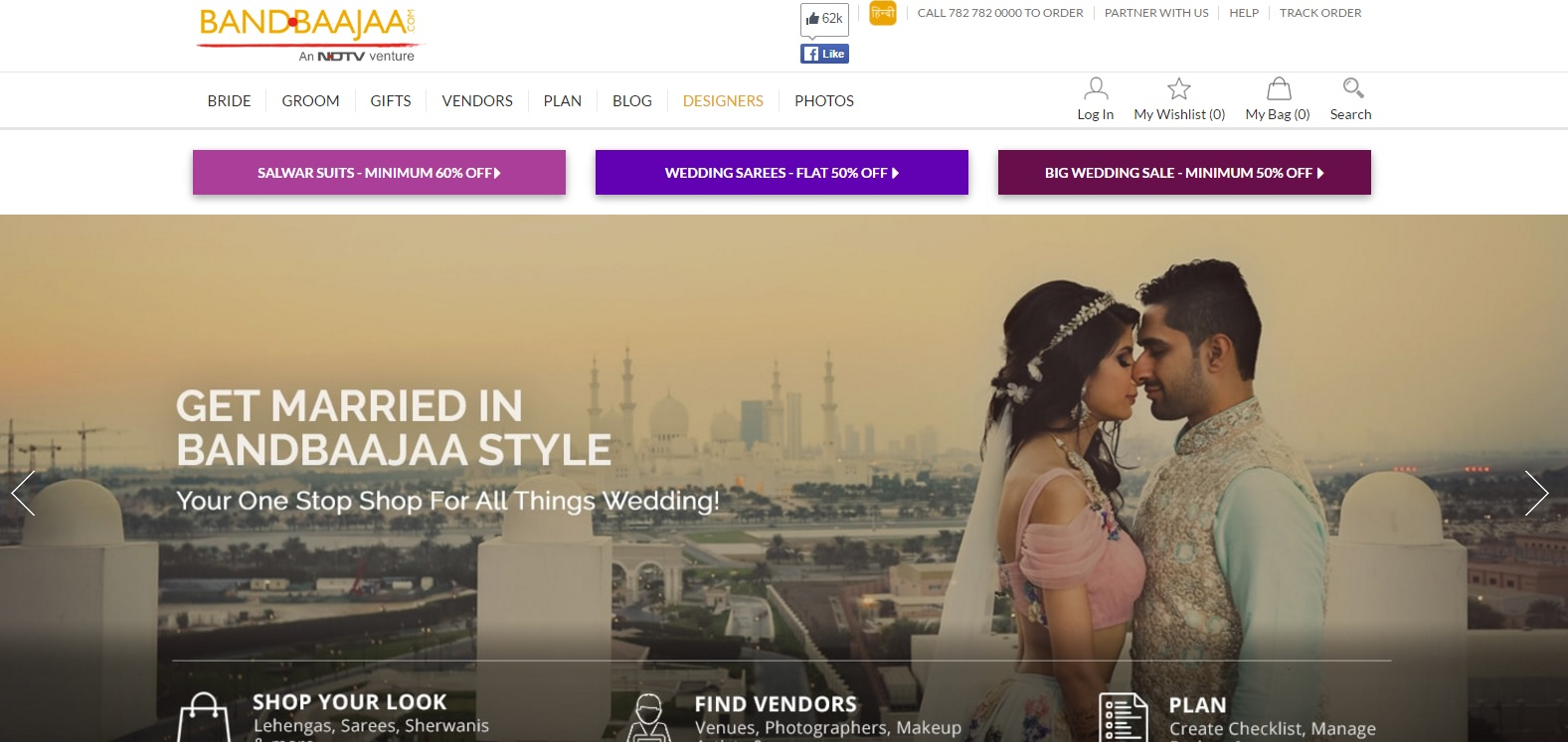Online Wedding Planner Website In India,2