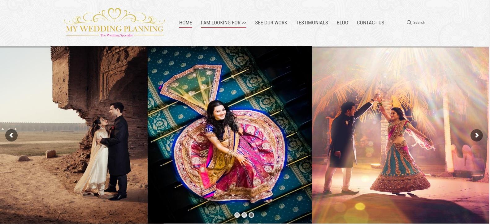 Online Wedding Planner Website In India,3