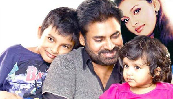 Pawan Kalyan Family Photos, Wife, Son, Daughter, Height