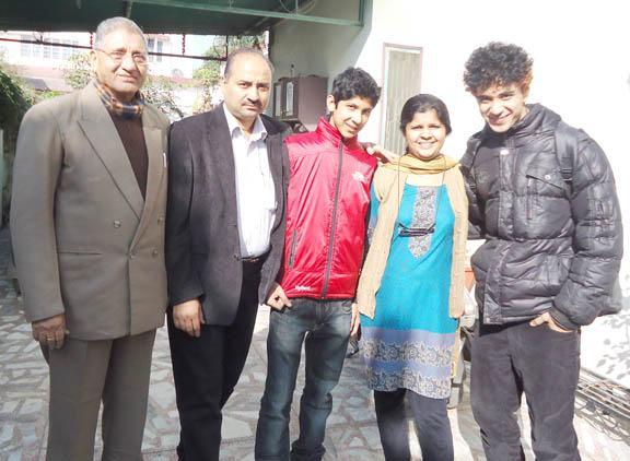 Raghav Juyal Family Photo, Biography, Height