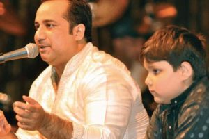 Rahat Fateh Ali Khan Family Pics, Son, Age, Biography