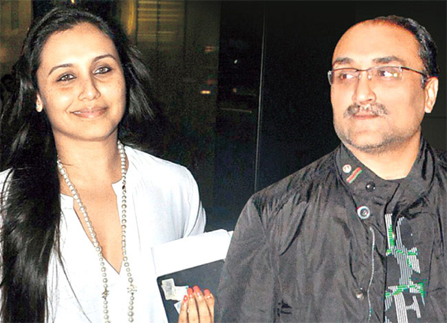 Rani Mukherjee Family Photos, Husband, Father and Mother Name