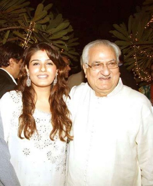Raveena Tandon Husband And Family Father, Age, Biography