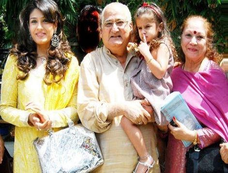Raveena Tandon Husband And Family Photos, Age, Biography