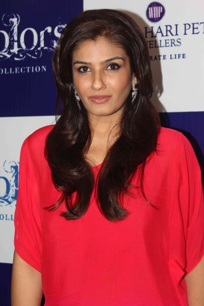 Raveena Tandon Husband And Family Photos, Father, Age, Biography