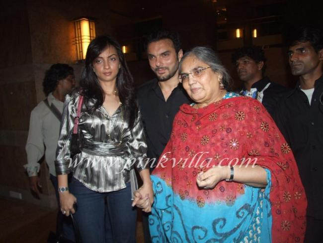 Sohail Khan Family Photo, Wife, Son, And Mother, Age, Biography