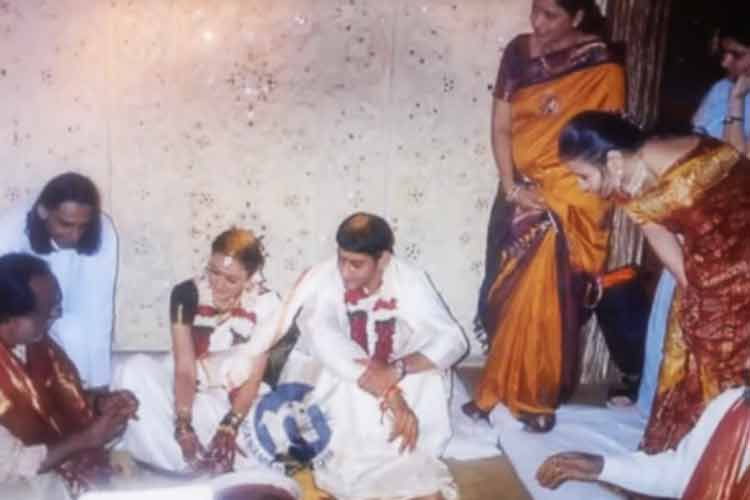 South Indian Celebrities Wedding Photos.5