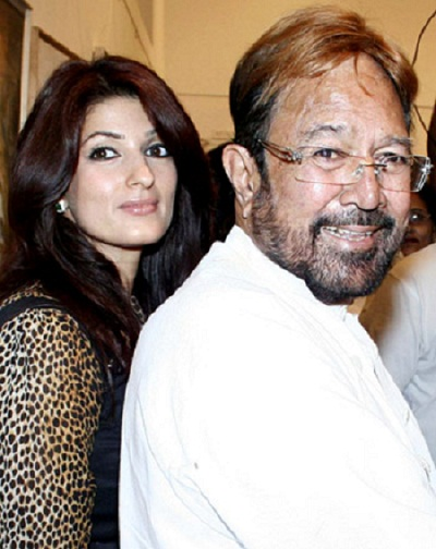 Twinkle Khanna Family Images, Father, Husband, Son Name
