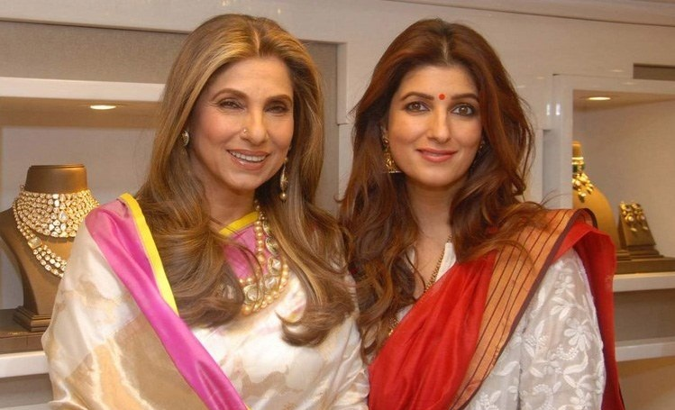 Twinkle Khanna Family Images, Father, Mother, Son Name