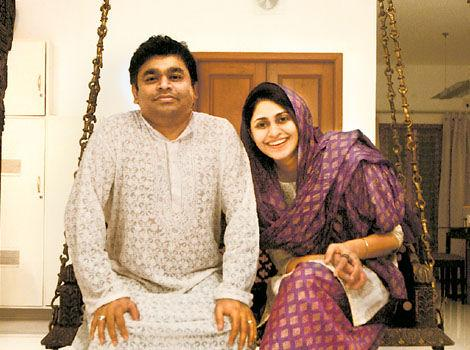 A. R. Rahman Family Photos, Father, Wife,  Age, Biography