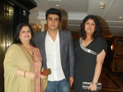 Arjun Kapoor Family Photos, Father And Mother, Age, B.day ...
