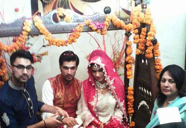 M Amir Cricketer Wedding Photos Wife Biography