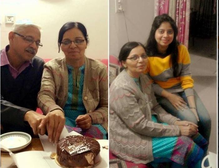 Mansi Srivastava Family Photos, Husband, Age, Height