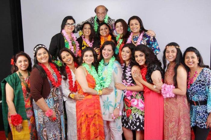 Ramya Krishnan Family Photos, Age, Husband,