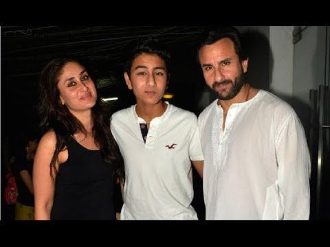 Saif Ali Khan Family Father, Mother, Wife, Son, Daughter, Biography