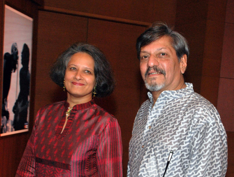 Amol Palekar , Wife, Daughters, Biography
