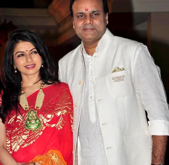 Bhagyashree Family, Husband, Age, Son