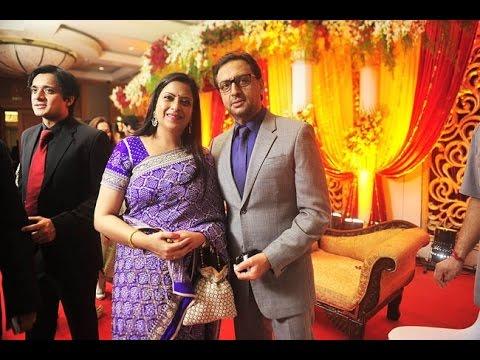 Gulshan Grover Family Photos, Wife