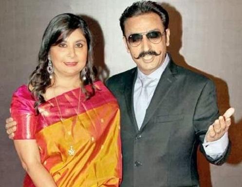 Gulshan Grover Family, Wife, Son