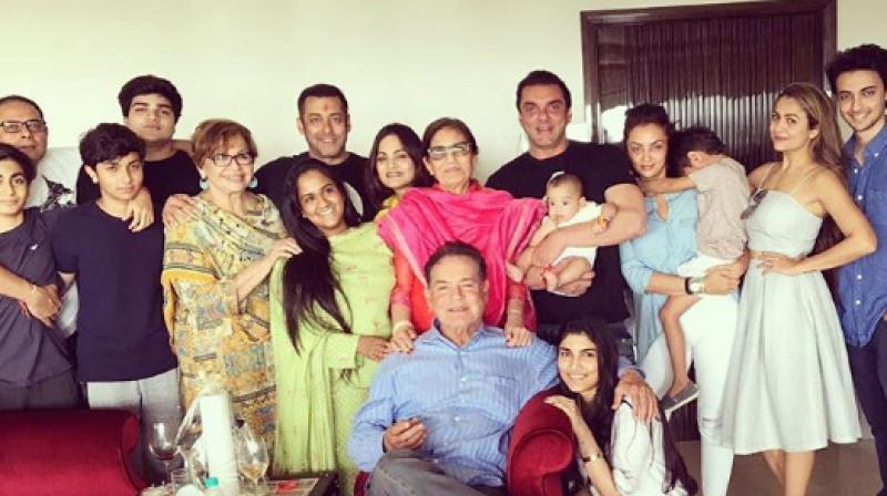 Sushila Charak Khan, Family, Children