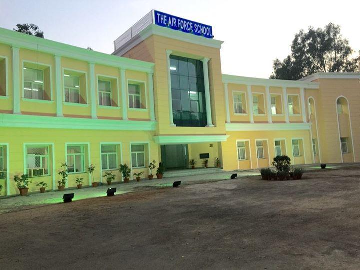 Best Boarding Schools In Delhi Boys / Girls, The Air School