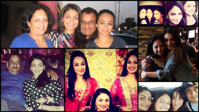Neeru Bajwa Family Photos, Husband Name, Daughter, Parents, Height