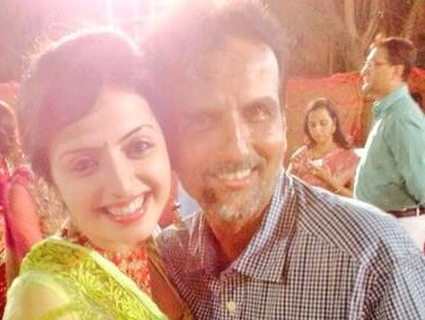Shrenu Parikh Family Pictures, Husband, Father Name,  Height, Biography