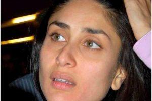 Top Bollywood Actresses Without Makeup Pictures, Kareena Kappor