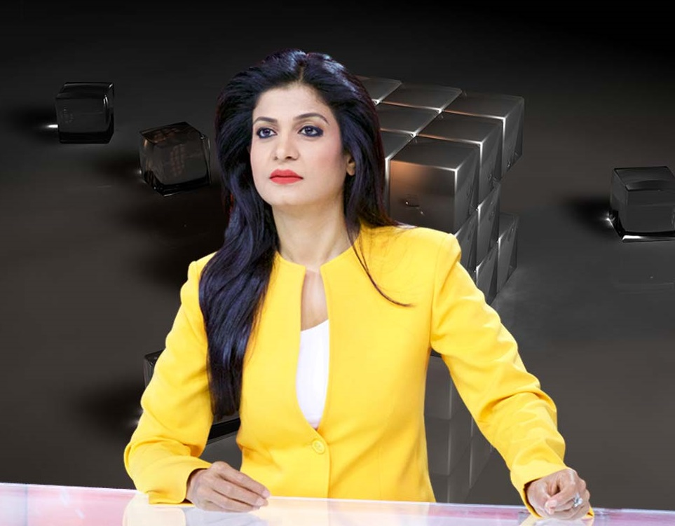 Anjana Om Kashyap Family Photos, Father, Husband Name, Age, Height Biography