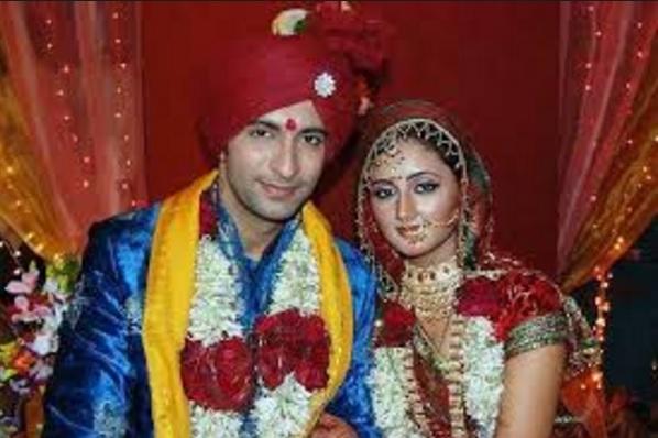 Indian TV Stars Real Life Wedding Albums Photos