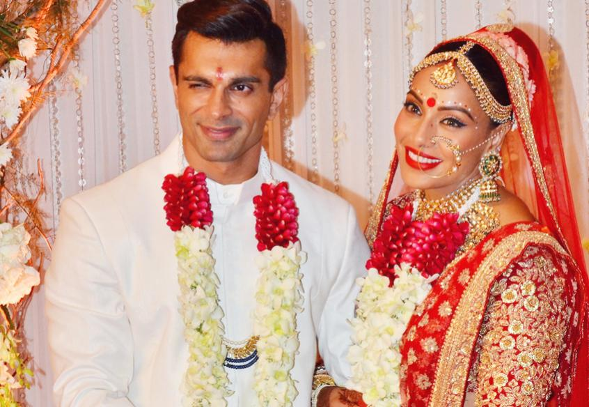 Latest Indian Celebrity Weddings In 2016 Pictures