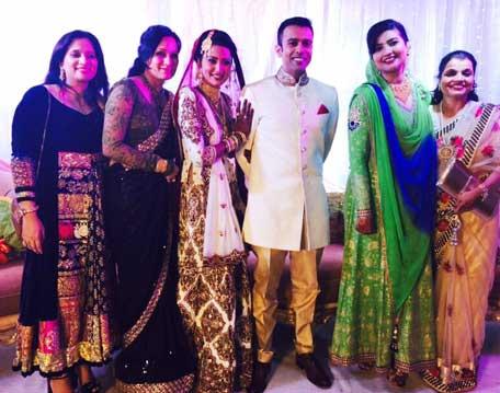 Khan pictures nigar wedding