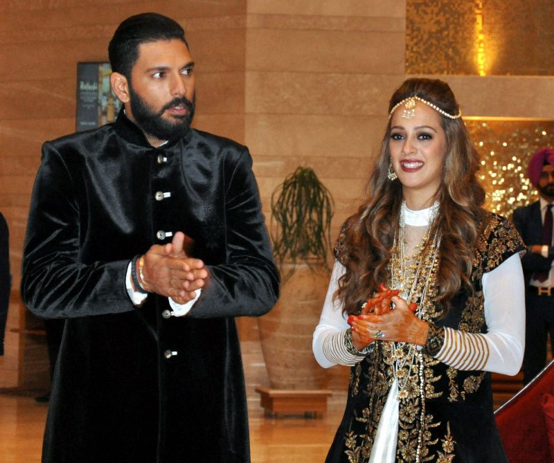 Yuvraj Singh And Hazel Keech Wedding Pictures, Event Dates 2016