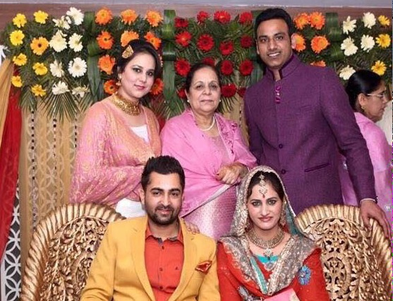 Sharry Mann Family Photos, Father, Wife Name, Marriage, Age,