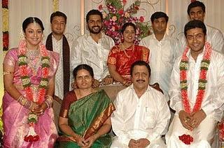 Suriya Wife