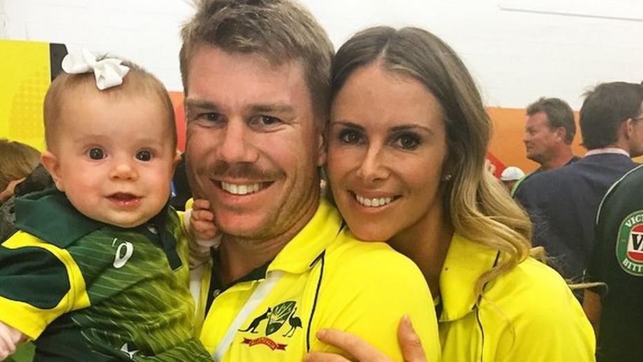 David Warner Family Photos, Father, Mother, Daughter, Age, Biography