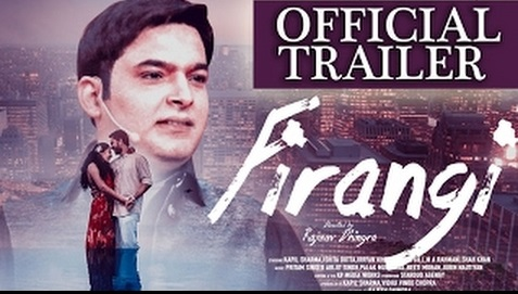 Kapil Sharma Upcoming Firangi Movie Release Date 2017, Trailer