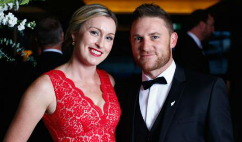 Brendon McCullum Family Photos, Father, Wife, Son, Daughter, Age, Bio