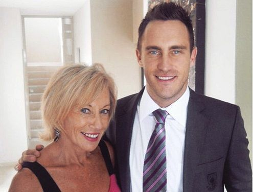 Faf du Plessis Family Photos, Father, Mother, Age, Height, Biography