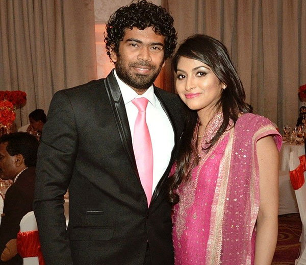 Lasith Malinga Family Photos, Father, Wife, Daughter, Age, Height, Bio