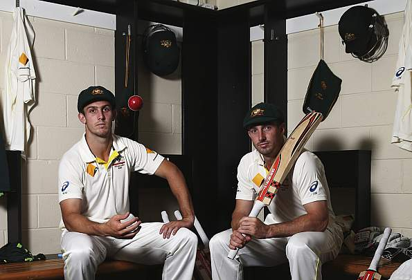 Mitchell Marsh Family Photos, Father Mother, Brother, Sister, Age, Biography