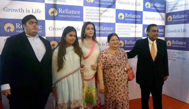 Mukesh Ambani Family Photos, Father, Wife, Son, Daughter, Age