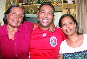 Samuel Badree Family Photos, Father, Mother, Wife, Age, Biography