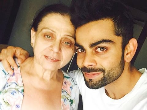 Virat Kohli Family Photo,Father,Mother,Girlfriend