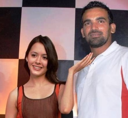 Zaheer Khan Family Photos, Father, Mother, Wife, Age, Height, Bio
