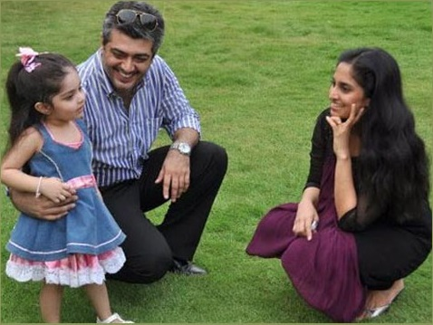 Ajith Kumar Family Photos, Father, Mother, Son, Daughter, Age, Biography