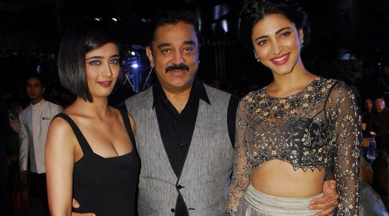 Kamal Hassan Family Photos, Father, Daughter, Height, Age, Biography
